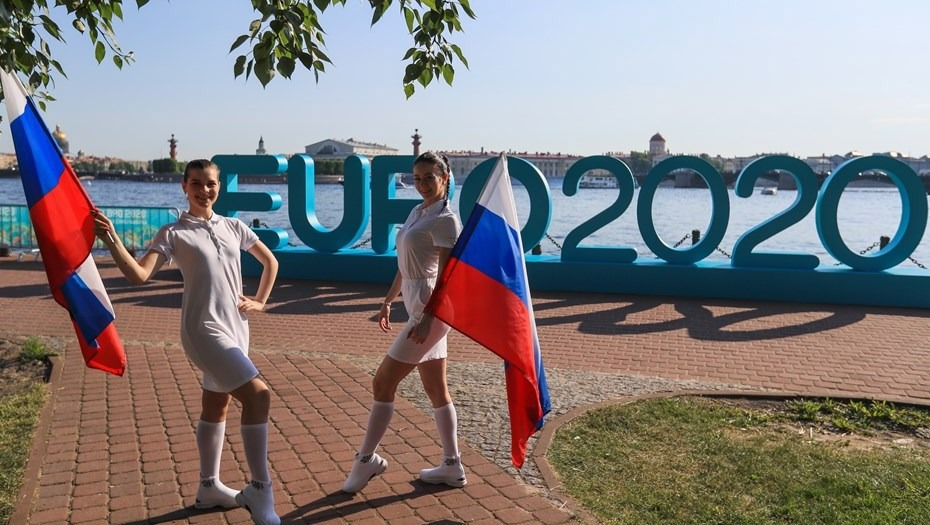 St Petersburg is UEFA 2020 host city